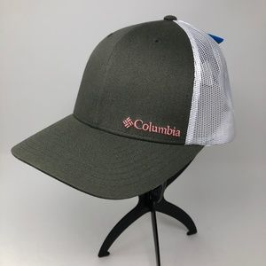 NEW Columbia Womens Snapback Hat OS
